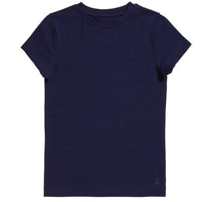 Ten Cate Boys Basic T-shirt Deep Blue 30038 | 17489
