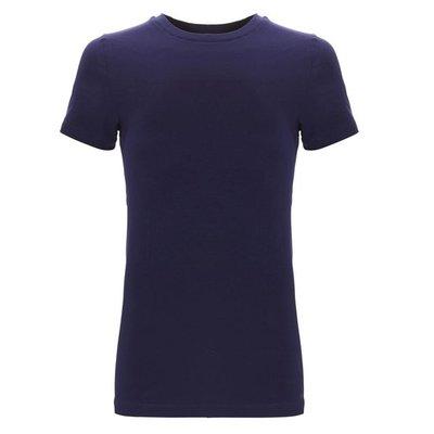 Ten Cate Boys Teens Basic T-shirt Deep Blue 30044 | 17506