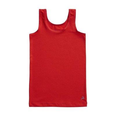 Ten Cate Girls Basic Shirt Red 31121 | 20927