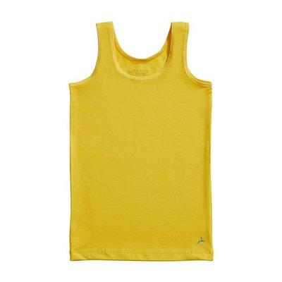 Ten Cate Girls Basic Shirt Yellow 31121 | 20929