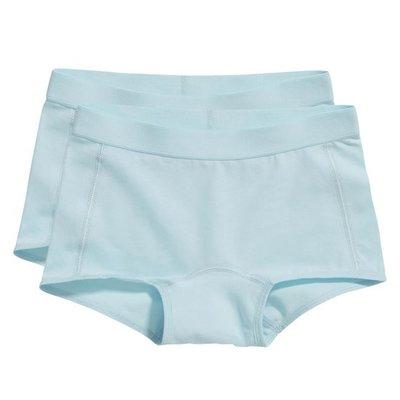 Ten Cate Girls Basic Short Iced Aqua 30047 | 17516