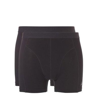 Ten Cate Men Basic Bamboo Shorts Black 30859 | 20212
