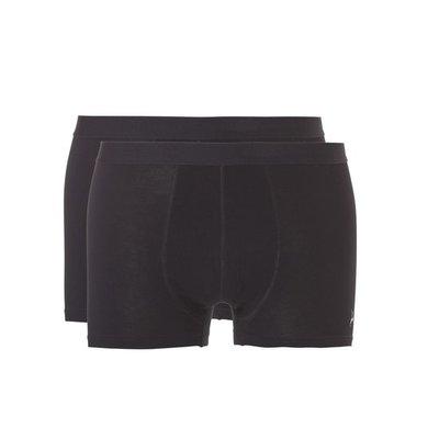 Ten Cate Men Basic Bamboo Shorty Black 30864 | 20211