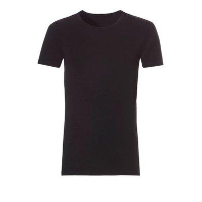 Ten Cate Men Basic Bamboo T-Shirt Black 30860 | 20215