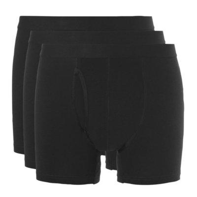Ten Cate Men Basic Boxer Black 30223 | 17443