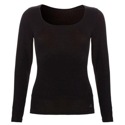 Ten Cate Women Basic Shirt Long Sleeves Zwart 30200   17464