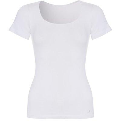 Ten Cate Women Basic T-shirt Wit 30199 | 17461
