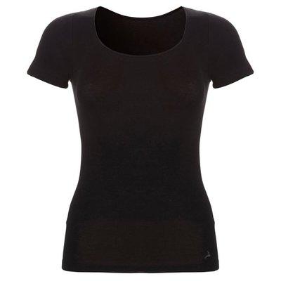 Ten Cate Women Basic T-shirt Zwart 30199 | 17462