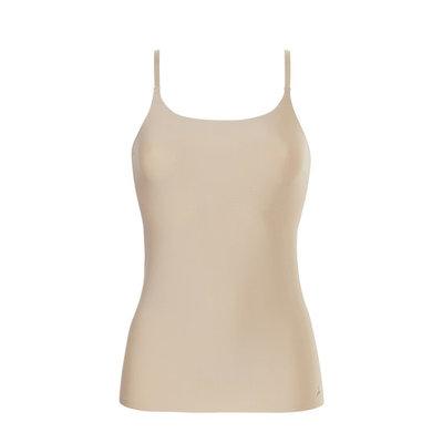 Ten Cate Women Secrets Spaghetti Shirt Nude 30249 | 18279