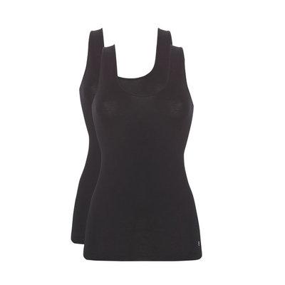 Ten Cate Women Shirt 2-Pack Zwart 30680 | 19977