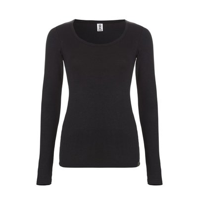 Ten Cate Women Thermo Long Sleeve Black 30241   18217