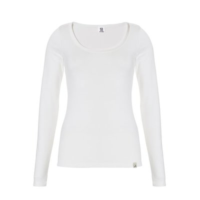Ten Cate Women Thermo Long Sleeve Snow White 30241   18216