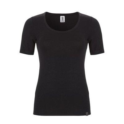 Ten Cate Women Thermo T-Shirt Black 30239 | 18215