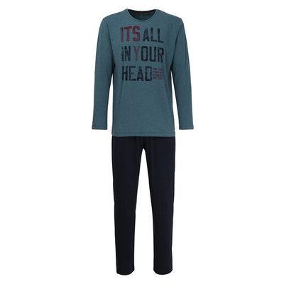 Tom Tailor Pyjama Green 71097 | 21376