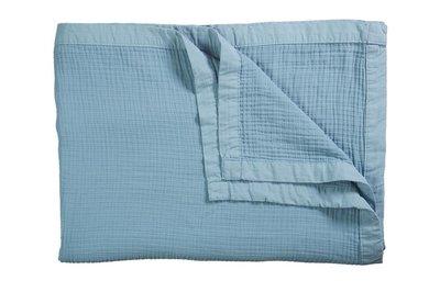 VT Wonen Bedsprei Cuddle Blue 20800