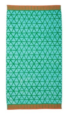 KAAT Strandlaken Flip Flop Green 19322