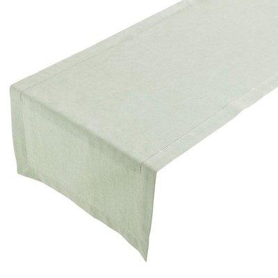 Linen&More Tafelloper Green 20604