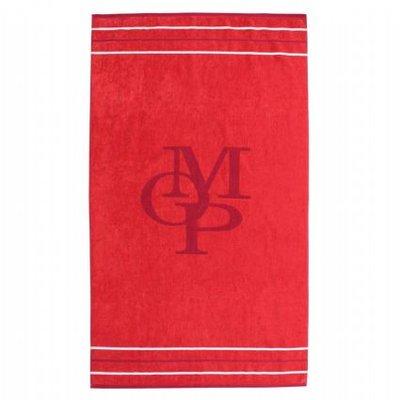 Marc O'Polo Strandlaken Emblem Red 730145-204-003 | 16632