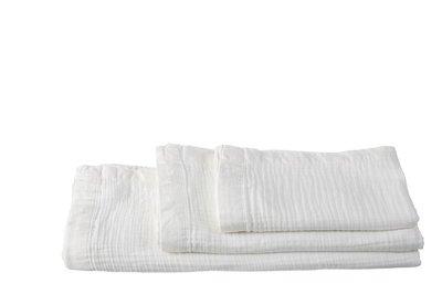 VT Wonen Saunalaken Cuddle White 20803