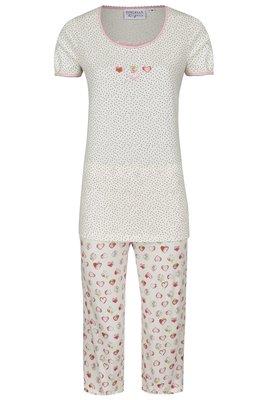 Ringella Lingerie Pyjama Offwhite 0261221   22050