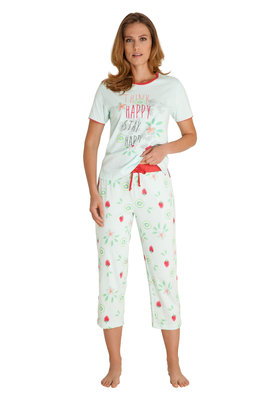Hajo Pyjama Mint 45246   22158