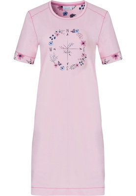 Pastunette Dames Nachthemd Light Pink 10201-100-2 | 22135