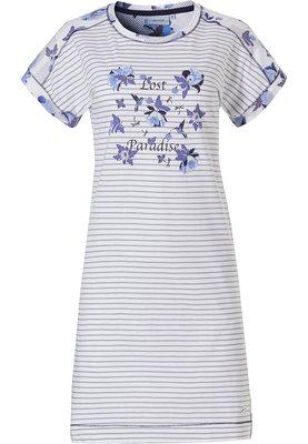 Pastunette Dames Nachthemd Light Blue 10201-140-2 | 22138