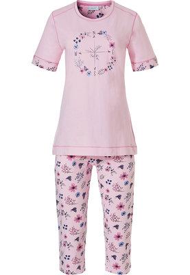 Pastunette Dames Pyjama Light Pink 20201-100-2   22136