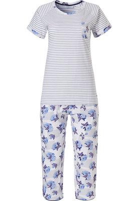 Pastunette Dames Pyjama Light Blue 20201-140-3   22137