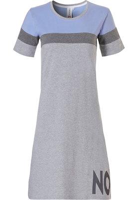 Rebelle Dames Nachthemd Light Blue 11201-420-3 | 22152