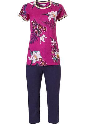 Pastunette Dames Pyjama Dark Pink 20201-192-2   22392