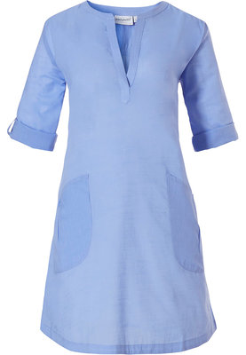 Pastunette Dames Dress Blue 16201-164-4 | 22396