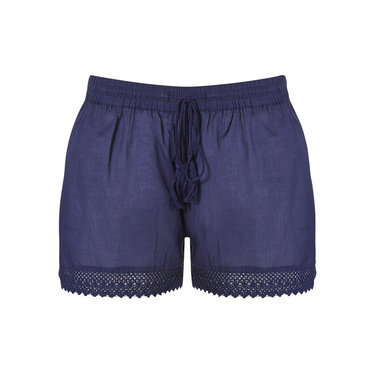 Pastunette Dames Short Blue 56201-124-4 | 22398