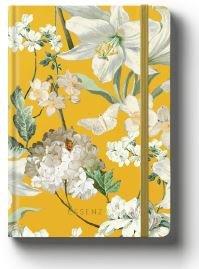 Essenza Notebook Rosalee Mustard 22090