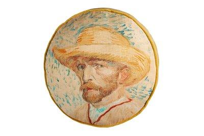 Beddinghouse Sierkussen Van Gogh Self Portrait 22437