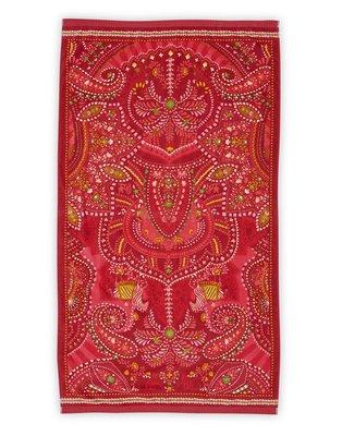 PIP Studio Strandlaken Sunrise Palm Red 22302