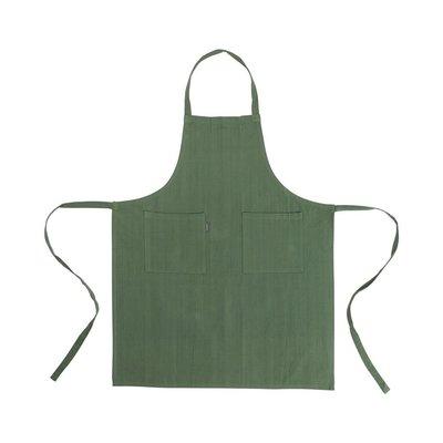 Linen&More Schort Army Green 22337