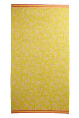 KAAT Strandlaken Citrus Delight Yellow 22293