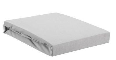 Beddinghouse Premium Jersey Lycra Hoeslaken Light Grey 22460