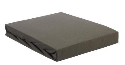 Beddinghouse Premium Jersey Lycra Topper Hoeslaken Warm Grey 22475