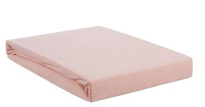 Beddinghouse Premium Jersey Lycra Topper Hoeslaken Light Pink 22477