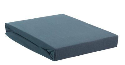 Beddinghouse Premium Jersey Lycra Topper Hoeslaken Cool Grey 22479