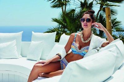 Nuria Ferrer Bikini Santorini Multi 12029 | 22567-22568