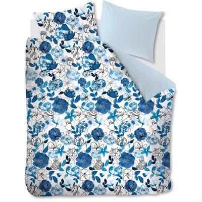 Beddinghouse Dekbedovertrek Floral Sketch Blue 18942