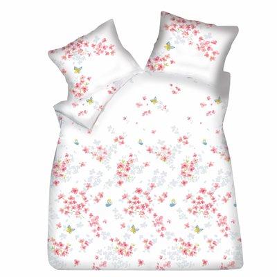 Livello Dekbedovertrek Blossom Pink 15482
