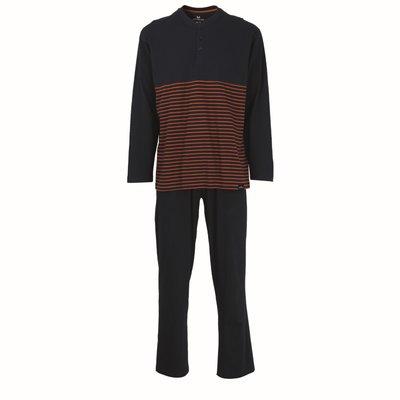 Gotzburg Pyjama Donkerblauw 451680   18009