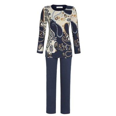 Cherie Line Pyjama 214 Blauw 7571112 | 18183