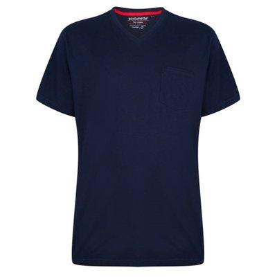 Pastunette  Mix & Match Shirt Blauw 4399-621-3 | 16425