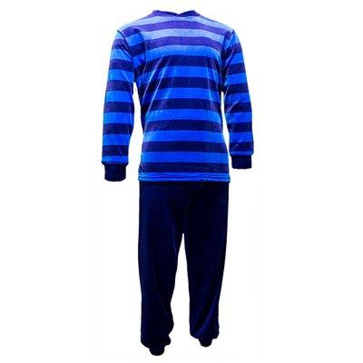 Lunatex Pyjama Blauw 18097