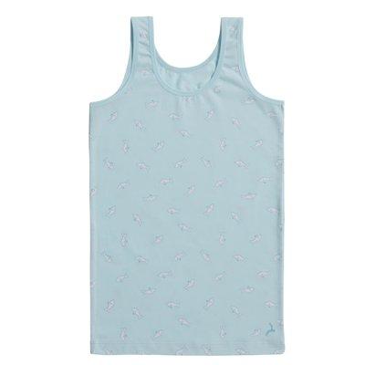 Ten Cate Girls Flash Shirt Origami Fish Blue 30087 | 17583